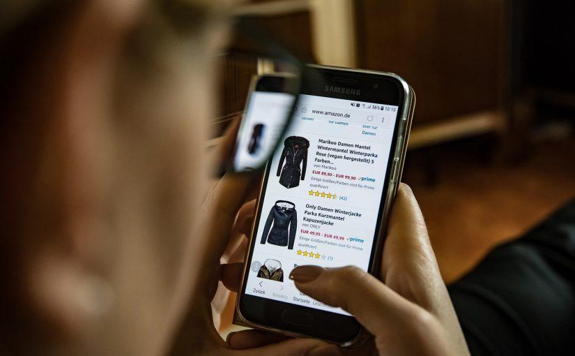 網上商店平臺,方便了我們的生活