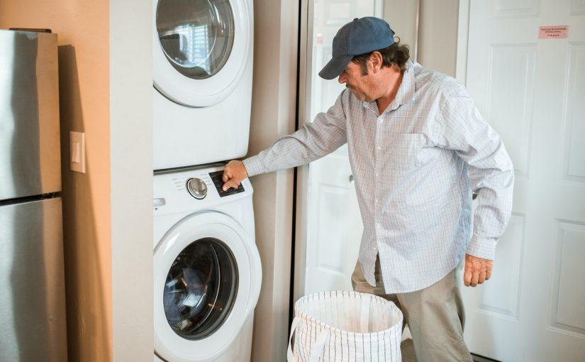為了身體的健康清洗洗衣機是很有必要的