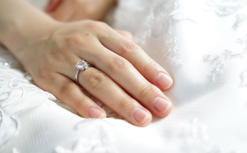 鑽石戒指為什麼得到關注?